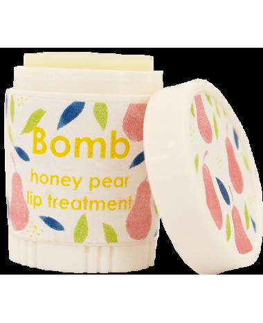 BOMB COSMETICS LIP TREATMENT HONEY PEAR ...