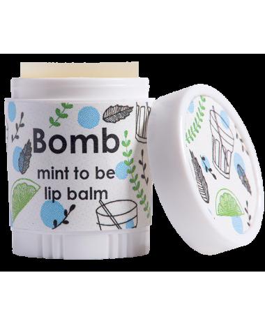 BOMB COSMETICS LIP BALM MINT TO BE 4.5G