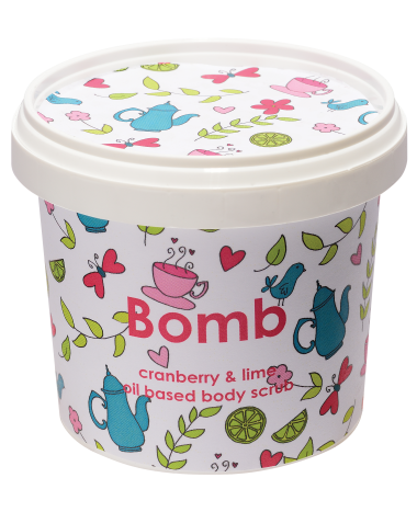 Bomb Cosmetics Cranberry & Lime body...