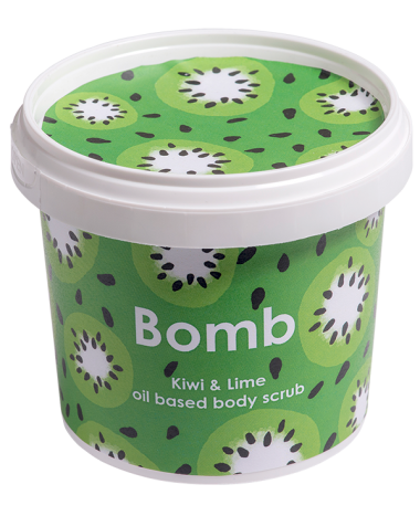 Bomb Cosmetics Kiwi & Lime oil based...