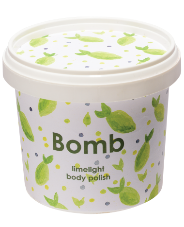 Bomb Cosmetics Limelight Body Polish 365...