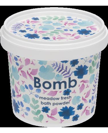BOMB COSMETICS MEADOW FRESH BATH POWDER ...
