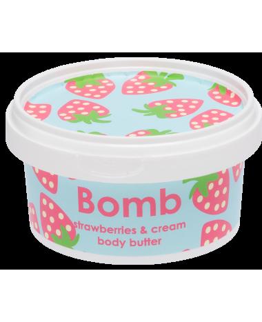 BOMB COSMETICS STRAWBERRIES & CREAM ...