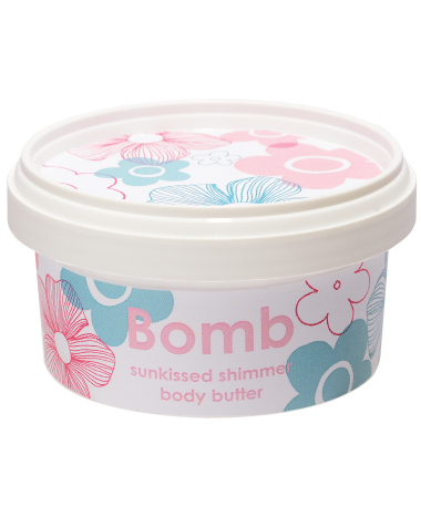 BOMB COSMETICS BODY BUTTER SUNKISSED SHI...