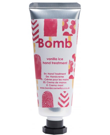 Bomb Cosmetics ΚΡΕΜΑ ΧΕΡΙΩΝ VANILLA ICE ...
