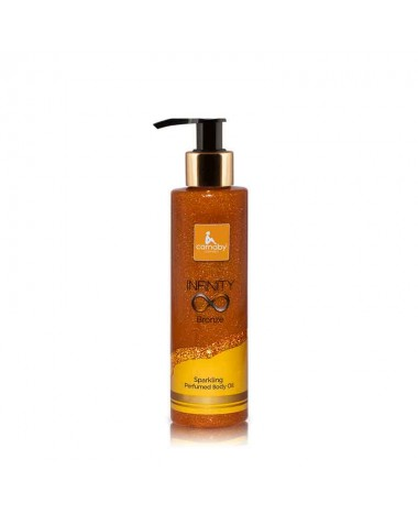Carnaby Infinity Sparkling Body Oil Bron...