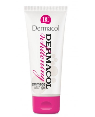 DERMACOL WHITENING FACE WASH GEL 100ML