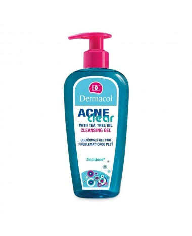 DERMACOL ACNE CLEAR CLEANSING GEL 200ML