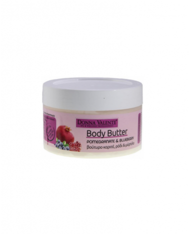 DONNA VALENTE BODY BUTTER POMEGRANATE &a...