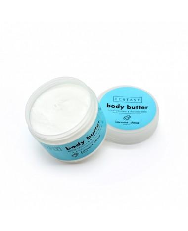 ECSTASY BODY BUTTER COCONUT ISLAND 250ML