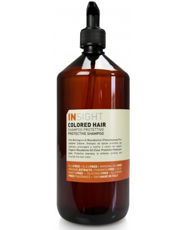 INSIGHT COLORED HAIR PROTECTIVE SHAMPOO ...