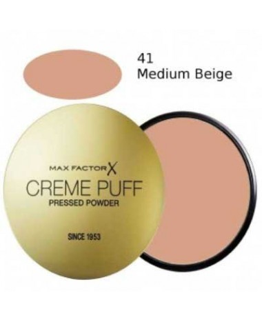 Max Factor Creme Puff 41 Medium Beige 21...