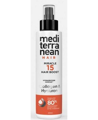 MEDITERRANEAN HAIR MIRACLE 15 HAIR BOOST...