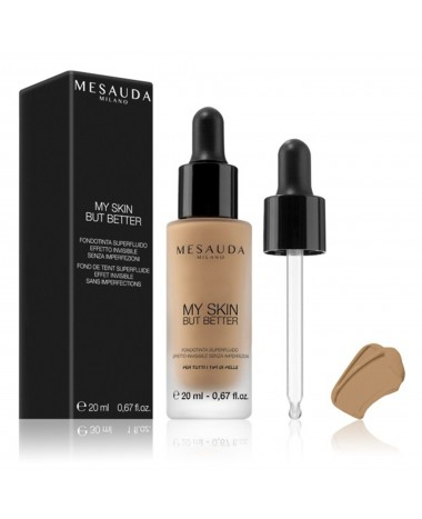 MESAUDA MILANO MY SKIN BUT BETTER FOUNDA...