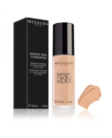 MESAUDA MILANO RADIANT SKIN FOUNDATION 3...