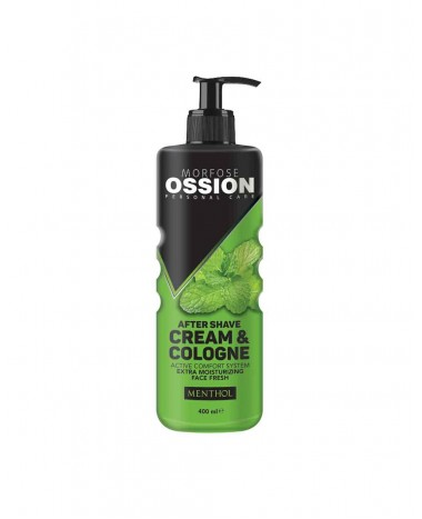 MORFOSE OSSION AFTER SHAVE CREAM AND COL...