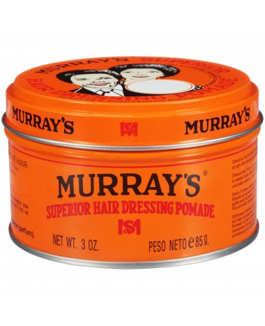 MURRAY'S SUPERIOR HAIR DRESSING POMADE 8...