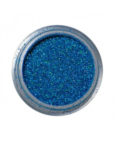 NAIL ART GLITTER DUST BLUE 3G
