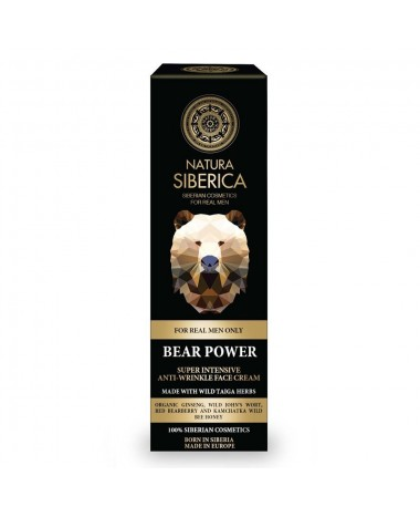 NATURA SIBERICA BEAR POWER SUPER INTENSI...