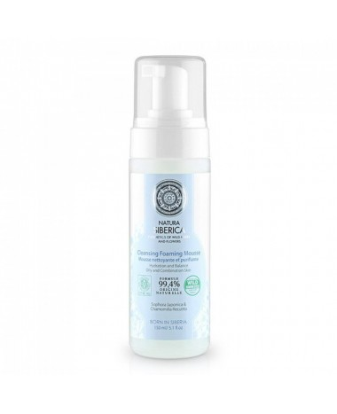 NATURA SIBERICA CLEANSING FOAMING MOUSSE...
