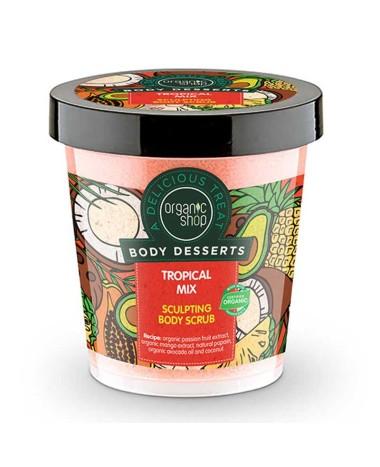 Organic Shop BODY DESSERTS Tropical Mix ...