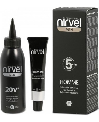 NIRVEL HAIR COLORING CREAM CT7 30 ML