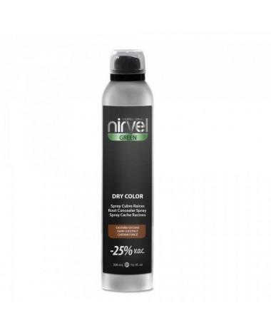 NIRVEL DRY COLOR DARK BROWN 300ML ΞΗΡΗ Β...