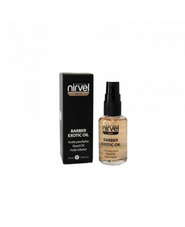 NIRVEL BARBER EXOTIC OIL 30ML ΛΑΔΙ ΓΙΑ Γ...