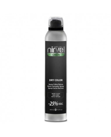 NIRVEL DRY COLOR BLACK 300ML ΞΗΡΗ ΒΑΦΗ Σ...