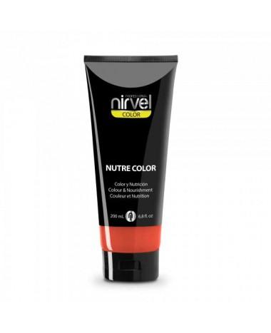 Nirvel Nutre Color Mask Coral 200ml