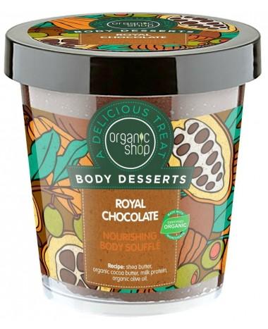 ORGANIC SHOP BODY DESSERTS ROYAL CHOCOLA...