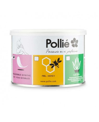 Pollie Αποτριχωτικο Κερι Sensitive 400ml...