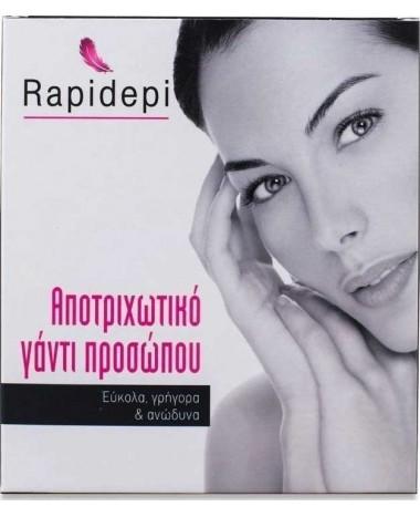 Rapidepi Αποτριχωτικό Γάντι Προσώπου 1 γ...
