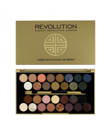 Makeup Revolution Fortune Favours the Br...