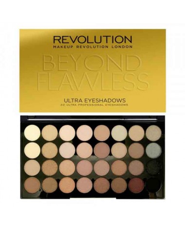 Make Up Revolution Beyond Flawless Eyesh...