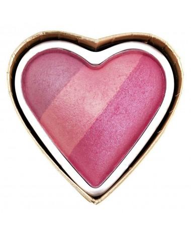 I Heart Makeup Blushing Hearts Blusher -...