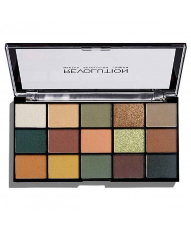 Makeup Revolution Re-Loaded Palette - Ic...