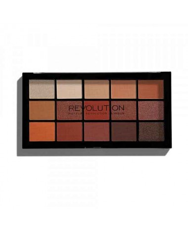 Revolution Re-Loaded Palette - Iconic Fe...