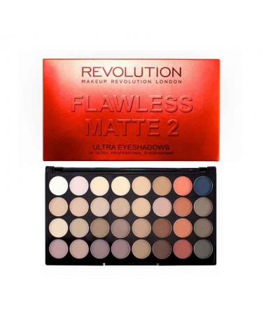 Makeup Revolution Ultra 32 Eyeshadow Pal...