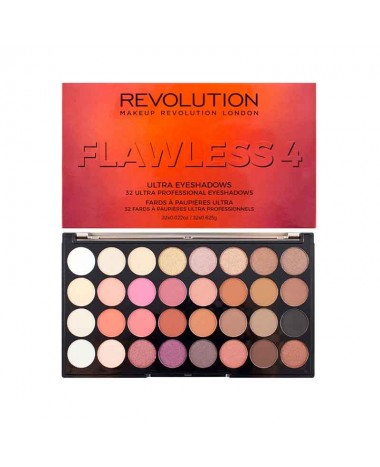 Makeup Revolution Flawless 4 Ultra 32 Ey...