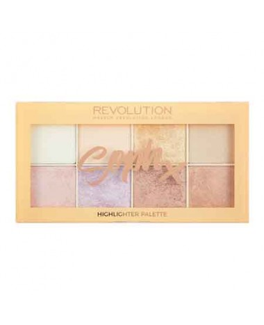 Makeup Revolution Soph X Highlighter Pal...