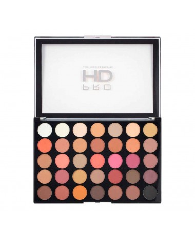 Makeup Revolution Pro HD Amplified 35 Pa...