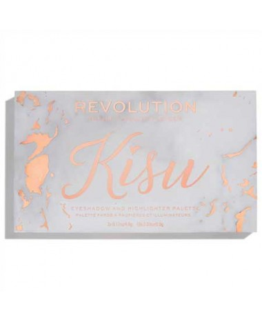 MAKEUP REVOLUTION Kisu Eyeshadow & H...