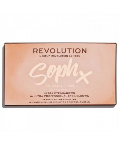 MAKEUP REVOLUTION SOPH EXTRA SPICE EYESH...