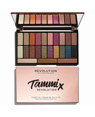 MAKEUP REVOLUTION TAMMI X TROPICAL PARAD...