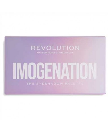 MAKEUP Revolution X Imogenation The Eyes...