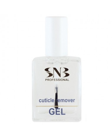 SNB CUTICLE REMOVER GEL 15ML