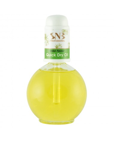 SNB LINDEN QUICK DRY CUTICLE OIL 75ML