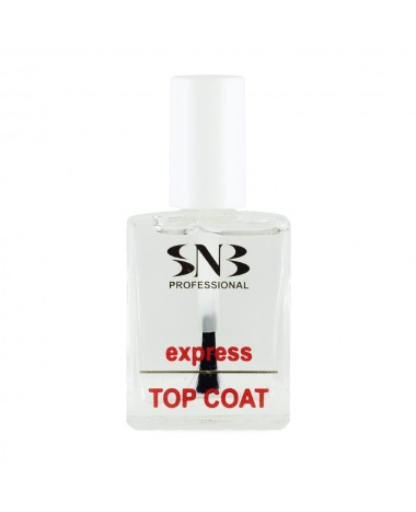 SNB EXPRESS TOP COAT 15ML