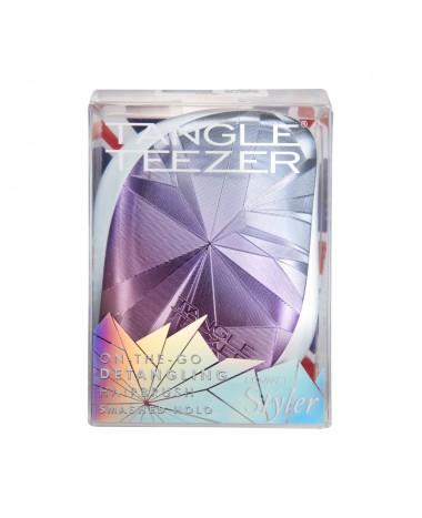 TANGLE TEEZER COMPACT STYLER SMASHED HOL...